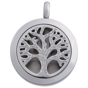 Picture of Essential Oil Locket Tree Of Life